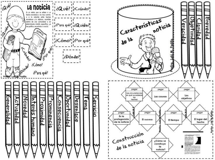 Maravilloso material didáctico para trabajar la noticia en primer y segundo grado de primaria - http://materialeducativo.org/maravilloso-material-didactico-para-trabajar-la-noticia-en-primer-y-segundo-grado-de-primaria/