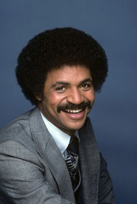 """Ron Glass  1982 Nominated Primetime Emmy Outstanding Supporting Actor in a Comedy or Variety or Music Series for: """"Barney Miller"""" (1974). (ABC)."""