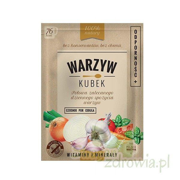 Warzyw Kubek Odporność 16g - Zdrowa żywność - sklep StraganZdrowia.pl