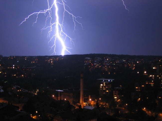 PSA: Lightning Safety