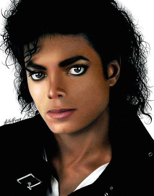 Heather Rooney's phenomenal art skills and Michael Jackson as one oh my god amazing