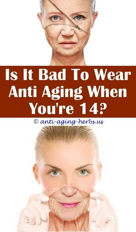 what age should we start using anti- aging products