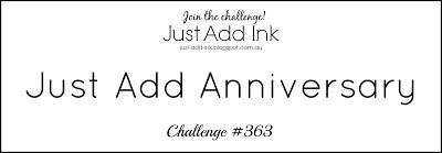 "Just Add Ink: Just Add Ink #363...""Anniversary"""