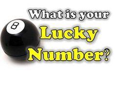 I got Lucky Number 6!