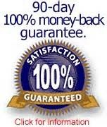 "ALL OF ""YOU FEEL LIKE CRAP DOT COM"" MORINGA PRODUCTS COME WITH A 90 DAY MONEY-BACK GUARANTEE"