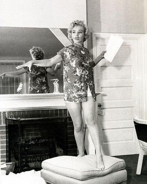 Marilyn in 1952.