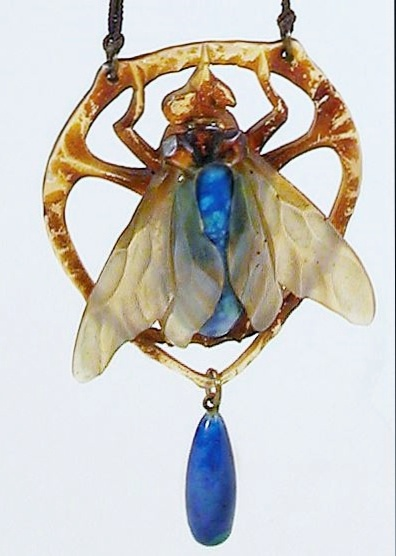 Art Nouveau Jewelry Art Nouveau And Insects On Pinterest