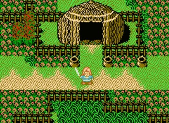 Willow review for the NES