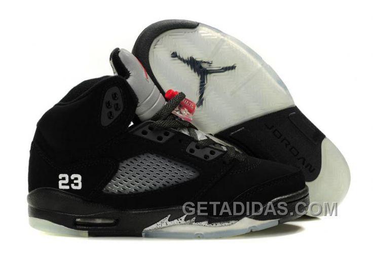 https://www.getadidas.com/air-jordan-5-black-nubuck-lastest.html AIR JORDAN 5 BLACK NUBUCK LASTEST Only $76.00 , Free Shipping!