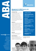 ARIS Business Architect certification