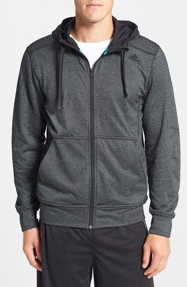 Men's adidas 'Epic - CLIMAWARM 'Full Zip Hoodie   50% OFF