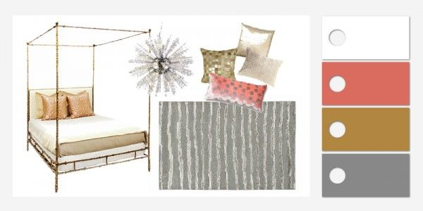 All That Glitters - A Sparkly Room Fit for a Teen Girl