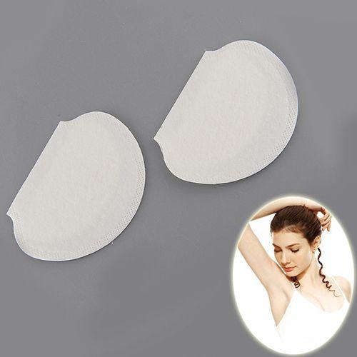 40Pcs Stop Underarm Clothing Sweat Guard Pads Shield Absorbing Armpit Deodorants
