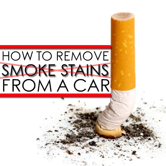 Knowing how to remove smoke stains from a car is a great skill to master. We hope this article will help you to keep your car in show and shine condition!