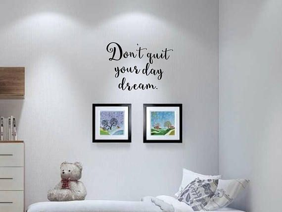 Best Vinyl Wall Quotes For The Bedroom Images On Pinterest - Custom vinyl wall decals sayings for bedroom