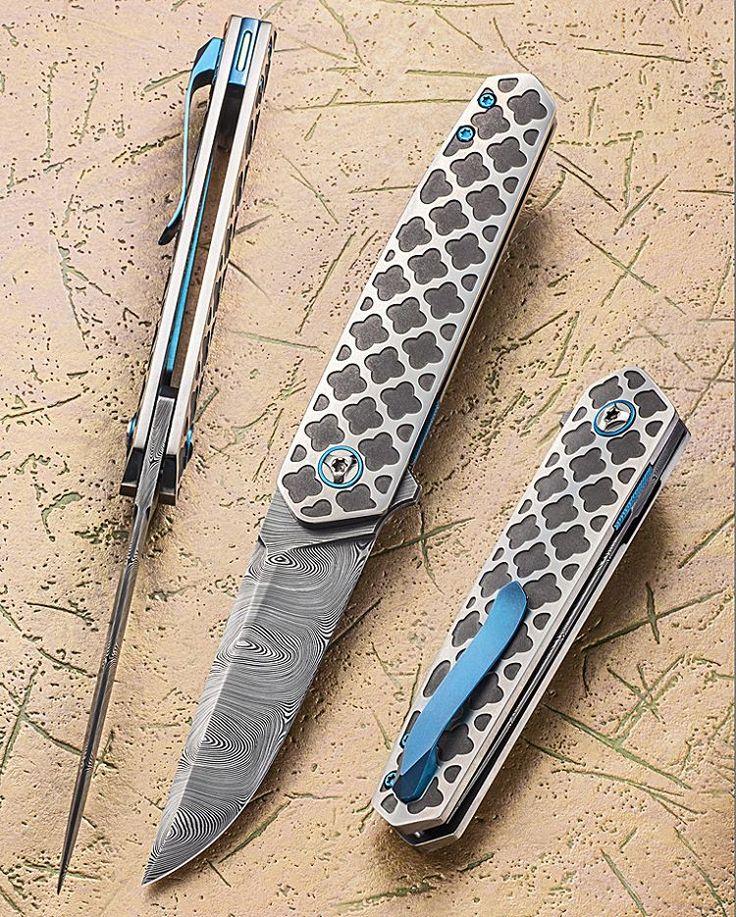 Richard Roger knives