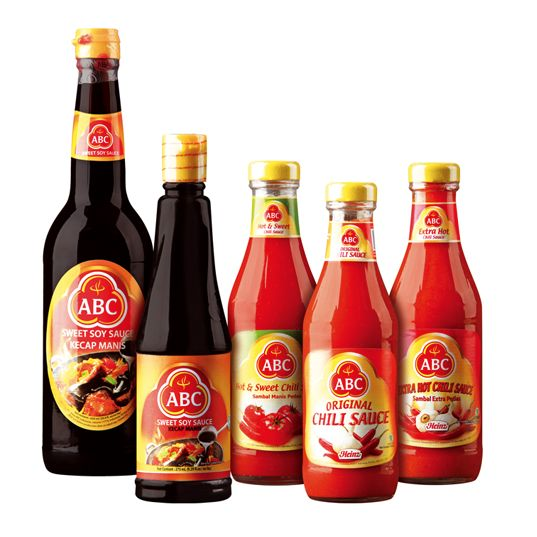 PT. ABC Central Food was founded in 1975 in Jakarta, Indonesia by the Chu brothers known for its kecap manis. It was bought by Heinz in 1999. Today Heinz ABC is the largest Heinz business in Asia.