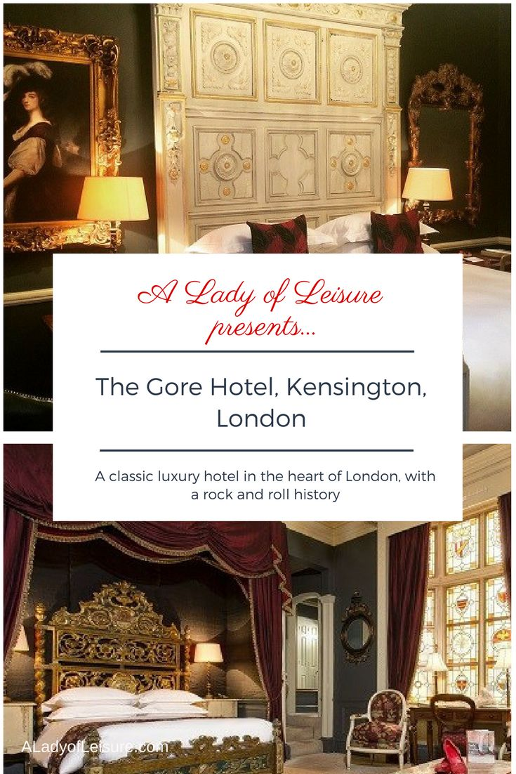 Luxury hotel in Kensington where the Rolling Stones launched Beggars Banquet and which has hosted stars such as Judy Garland and Dame Nellie Melba