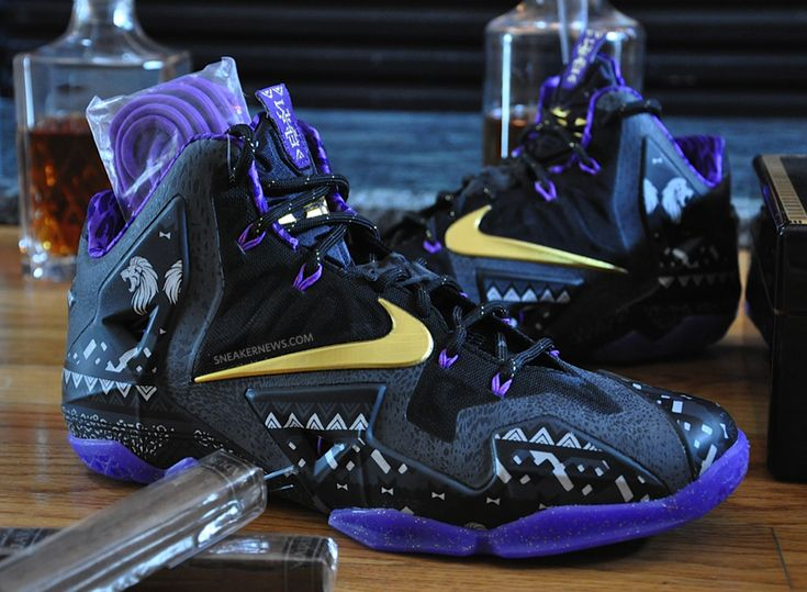 pretty nice 52531 34f1f ... 2014 bhm lebron 11 3 Nike LeBron 11 Black History Month ...