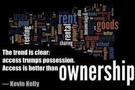 Access over Ownership