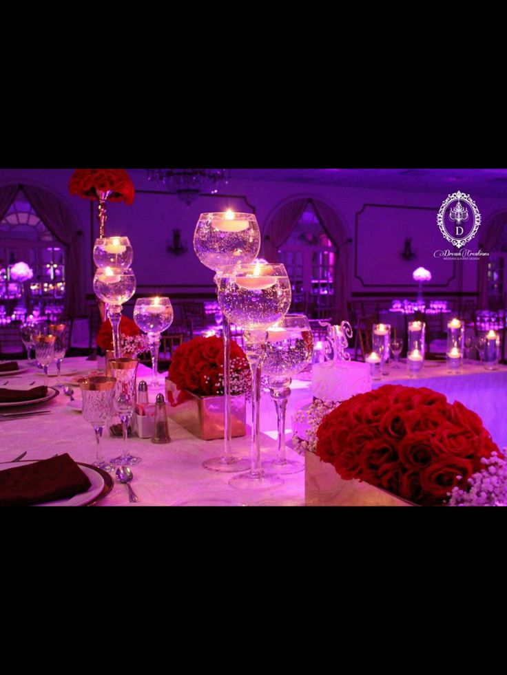 Toronto wedding decor
