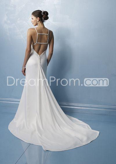 131 best Elegant Wedding Dresses images on Pinterest   Elegant ...