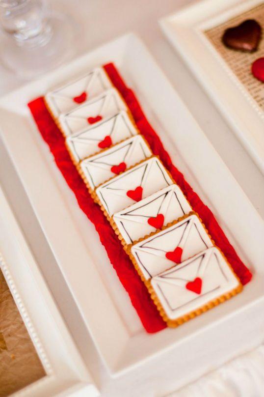 Best Love Letters Party Ideas Images On   Envelopes