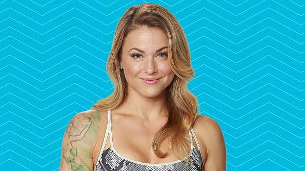 Meet Big Brother 19 houseguest Christmas Abbot. Pin or Like if you're rooting for her this season. I love Christmas so much! She's such a badass and has strong social and physical game. Paul was definitely right when he called her a pistol.