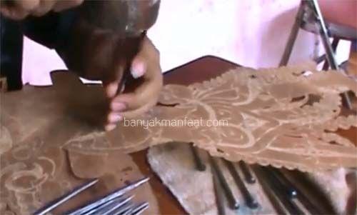 Kerajinan Pembuatan Wayang