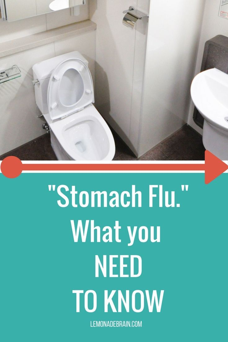 the Stomach Flu - What you NEED to know. These facts may every surprise and/or disgust you! Knowledge is power. Lemonadebrain.com #stomach #stomachflu #sickkids