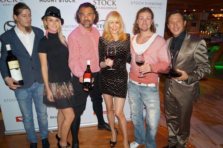 Clemens Strobl, Dolly Buster, Dancing Star Gerhard und Daniel Stock