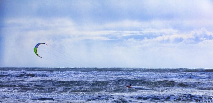 Plage du Veillon spot de kitesurf & windsurf ...