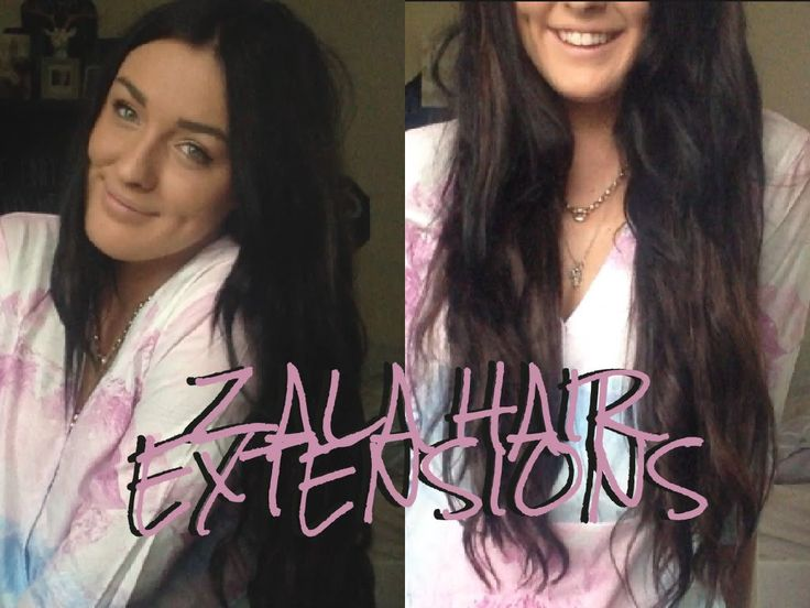 """This is Tash's video showing her ZALA Dark Chocolate brown clip in hair extensions.  www.zalacliphairextensions.com.au  Tash also demonstrates her new """"protect me case""""!"""