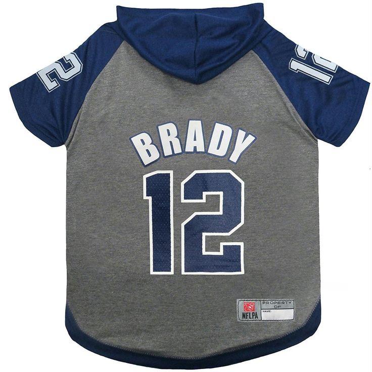 Tom Brady #12 Pet Hoodie T-Shirt