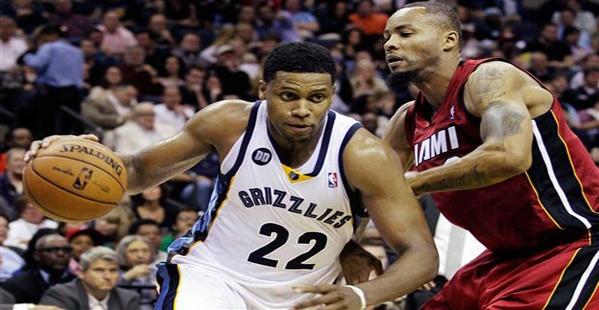 """Miami Heat di Hantam Tim Beruang """" Grizzlies """""""
