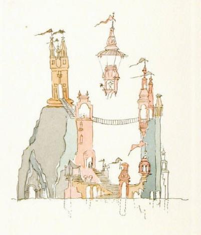 Sketch by Charles Moore