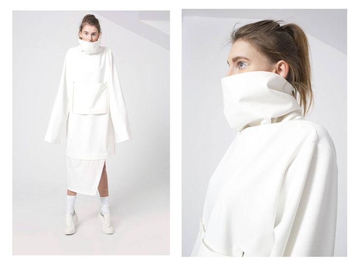 LOOKBOOK ILLICIT(y) Collection by Paulina Klimek, graduate of Fashion School SAPU. #szkolamody #fashionschool #fashionweek #cracowfashionweek