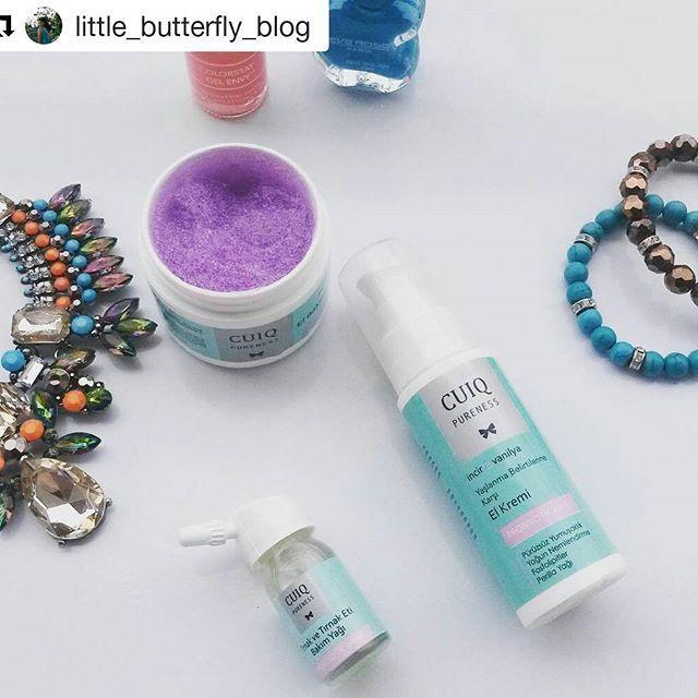 @little_butterfly_blog güzel yorumlarınız için teşekkürler ☺ #cuiqbeauty #probiyotikürünler #probiyotikli #ciltbakımı #elbakimi #sağlık #guzellik