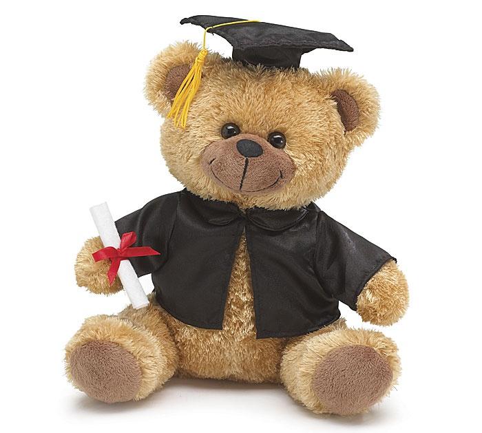Graduation teddy Bear. Oso de peluche graduando. https://www.colombiaregala.com/enviar-regalos/oso-graduacion.html