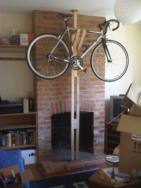 17 Best Images About Bike Rack On Pinterest Diy Wall
