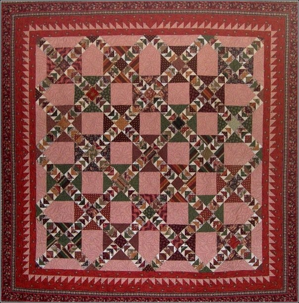 52 best Red Crinoline Quilts images on Pinterest | Jellyroll ... : red crinoline quilts - Adamdwight.com