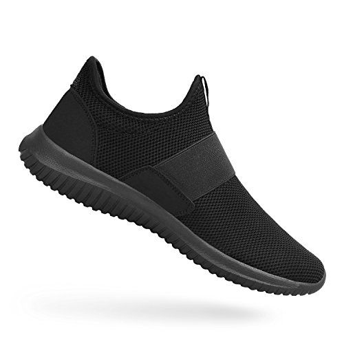 04e42d33e ZOCAVIA Men Women Trainers Slip on Casual Shoes Breathable Road Running  Walking Sports. Amazon.co.uk