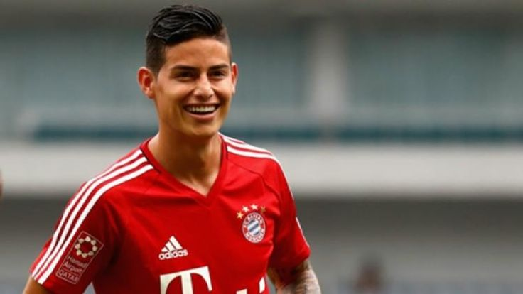 James Rodriguez's dad reveals reason his son ditched Real Madrid for Bayern Munich: The Colombian attacker was right to leave La Liga for…