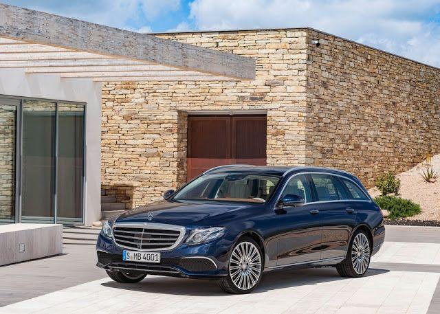 AutoNewCarsBlog: 2017 Mercedes-Benz E-Class Estate