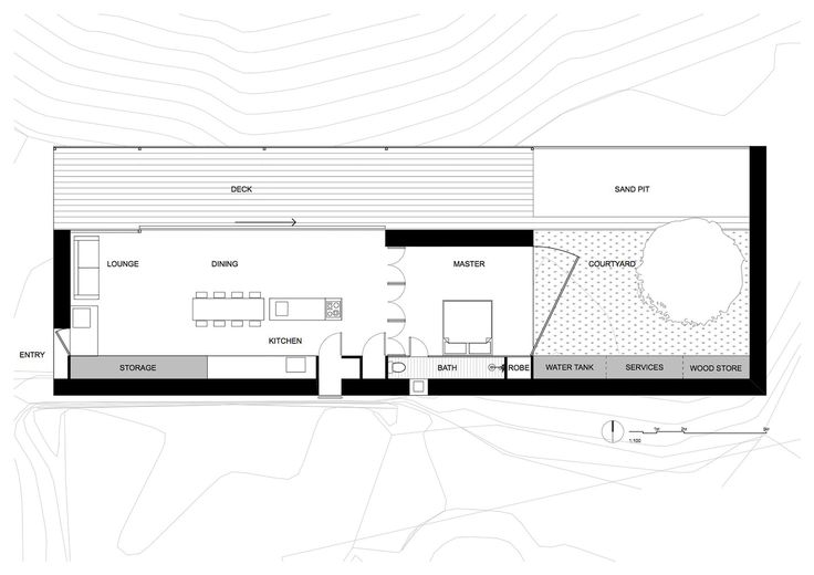 Galeria de Casa SawMill / Archier Studio - 32