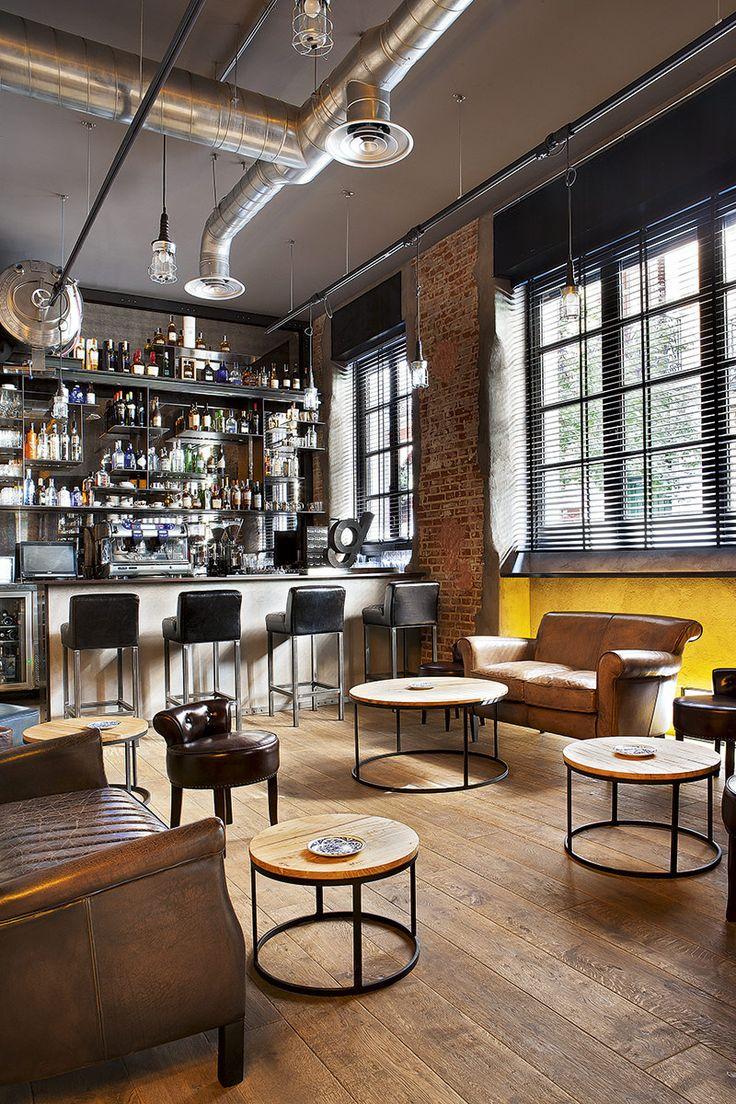 17 mejores ideas sobre cafeterias modernas en pinterest cafeteria mesas de caf pizarra y - Diseno cafeterias modernas ...