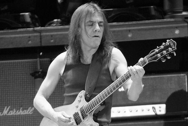 Ac Dc Gitarrist Tot