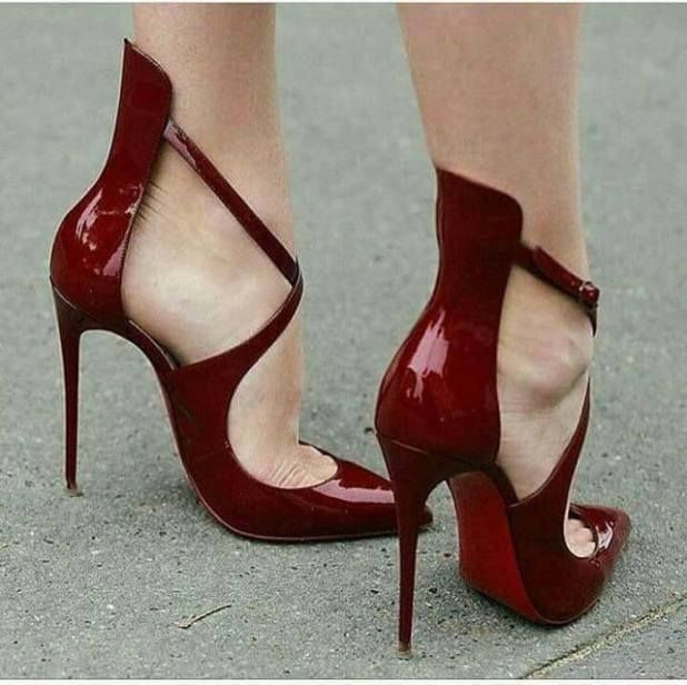 Young Collection Latest Luxury High Shoes Girls Heel 2018 17 On80wPk