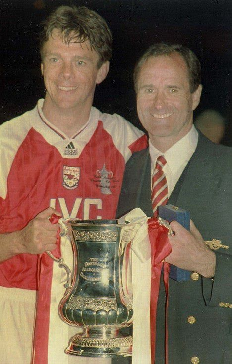 Arsenal vs Sheffield Wednesday AGAIN?    FA Cup Final 1993 - Arsenal 1 - 1 Sheffield Wednesday  Replay - Arsenal 3 - 1 Sheffield Wednesday - After Extra Time - Arsenal's sixth FA Cup winner for the first time since 1979.