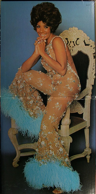 Shirley Bassey - Something Else (Gatefold Art) by artyfakt*, via Flickr